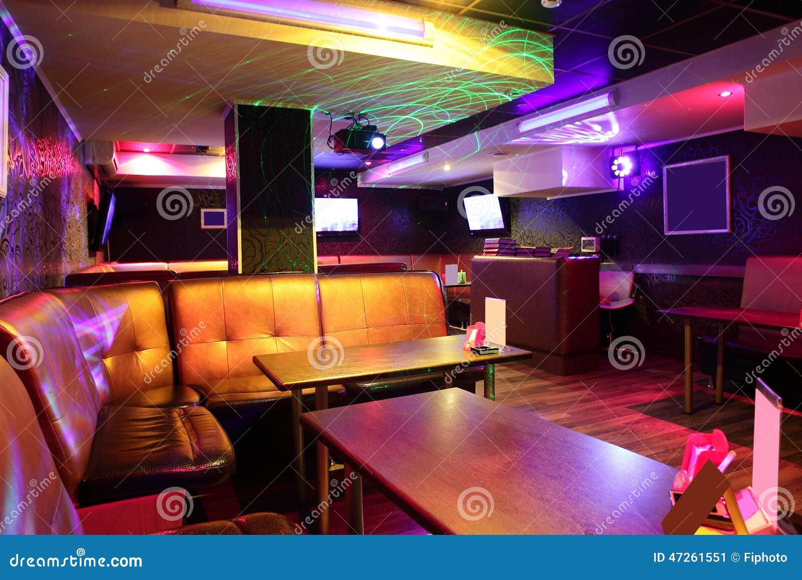 beautiful european night club interior stock image image of lamp rh dreamstime com