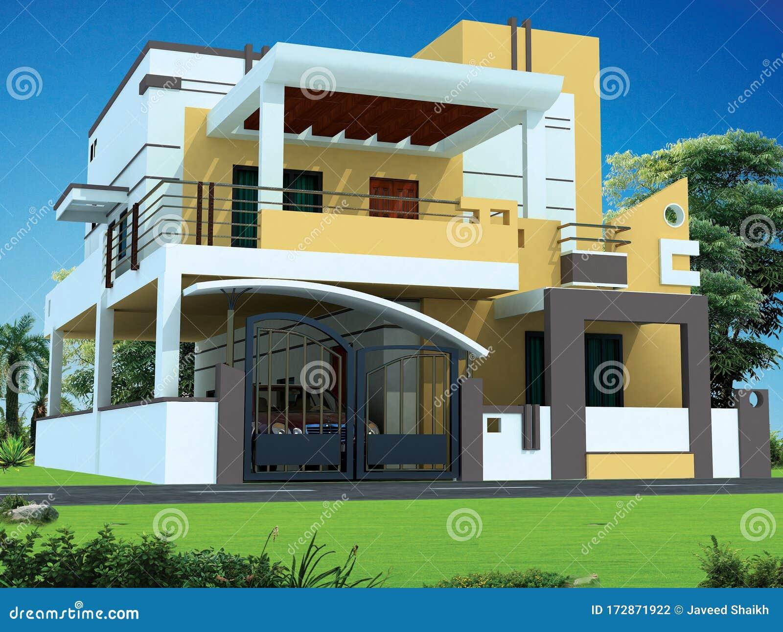 Best House Design Images Best House Images Latest House Images Design Stock Photo Image Of Beautiful Design 172871922
