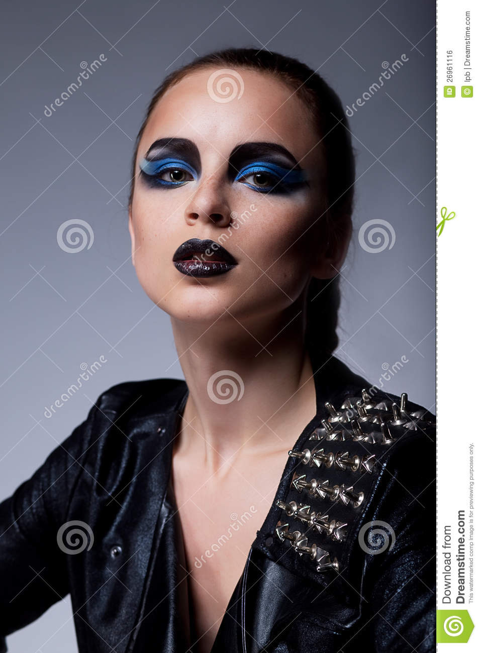 More similar stock images of ` Beautiful fashion arrogant woman with ...
