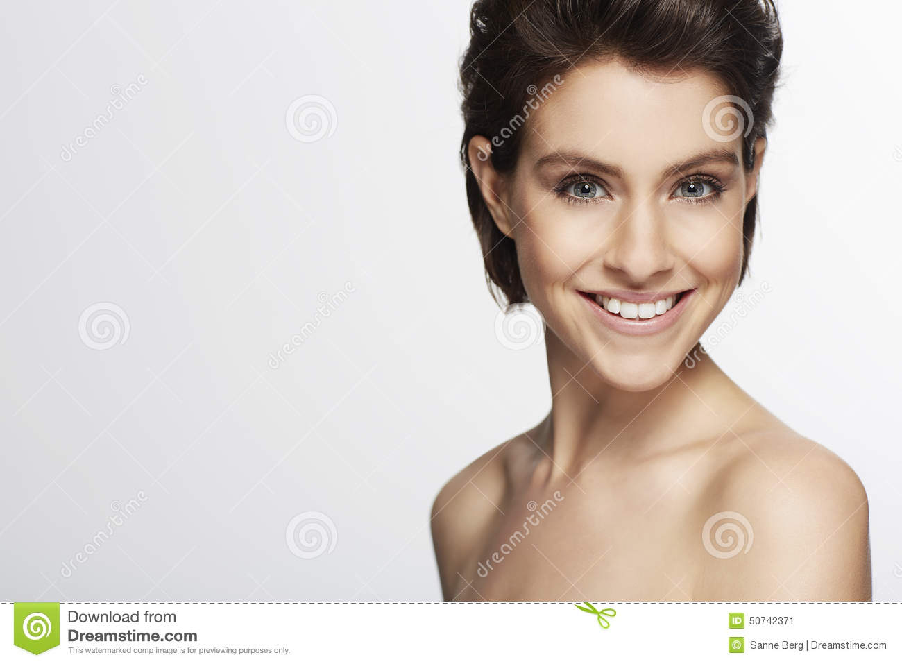 model hair style beautiful fashion model stock photo image 50742371 8077