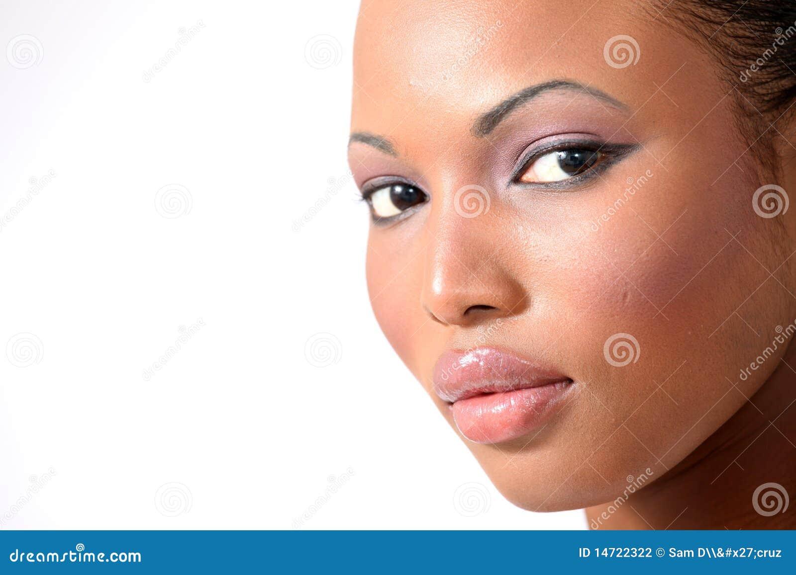 Beautiful Fashion Model - Young Woman