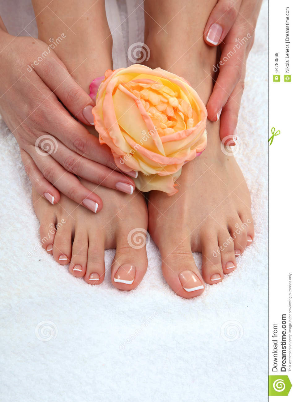 business plan for a nail and foot spa demo