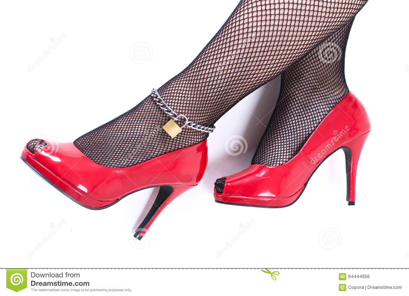 Beautiful Red Heels