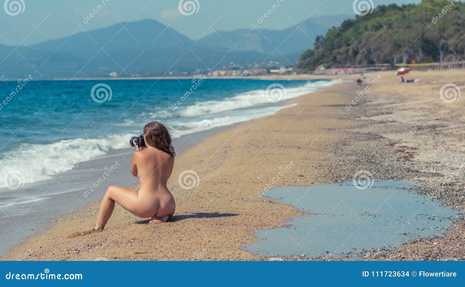 On beach nude the 🏖️ Beach