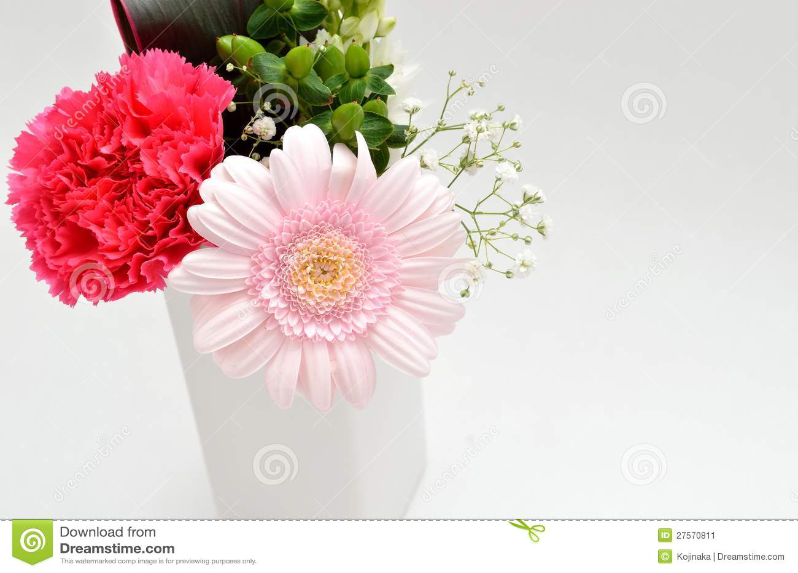 Beautiful Flower Arrangement Stock Image Image 27570811