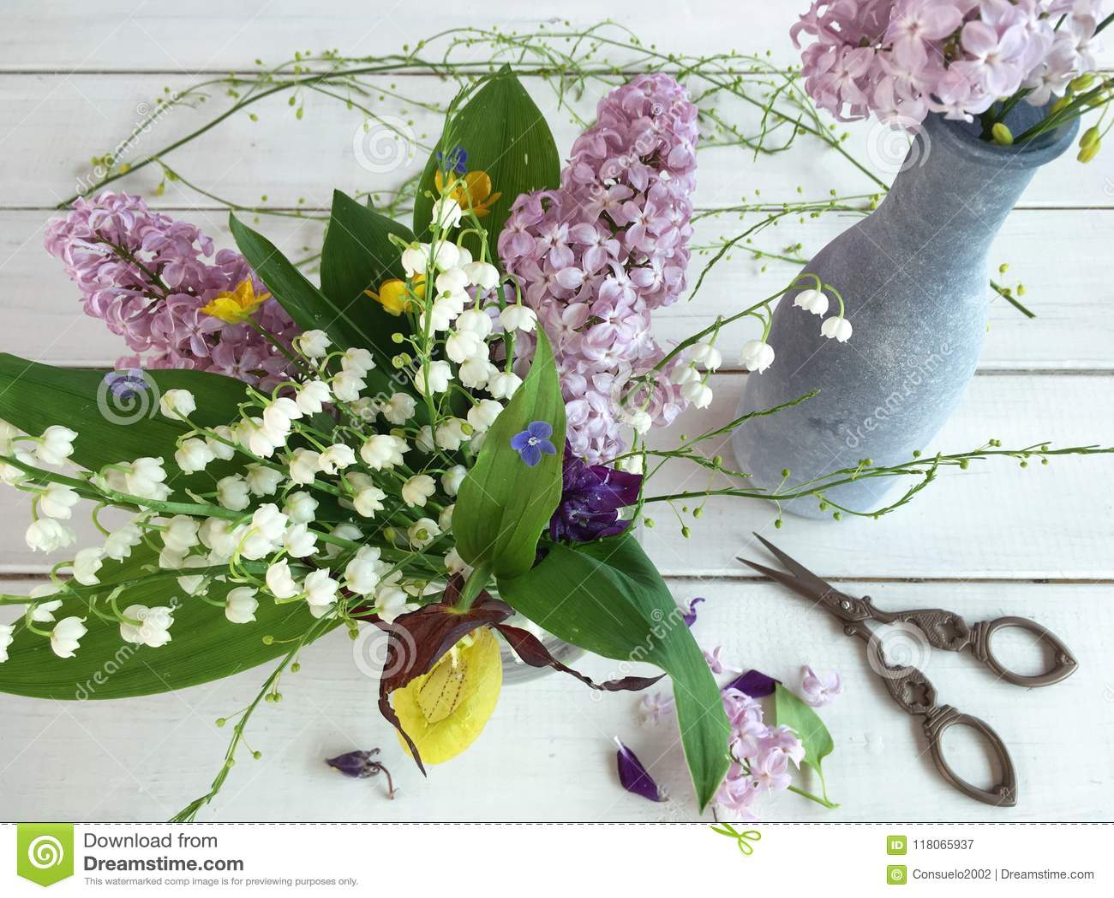 Beautiful flower arrangement stock image image of wooden beautiful flower arrangement izmirmasajfo