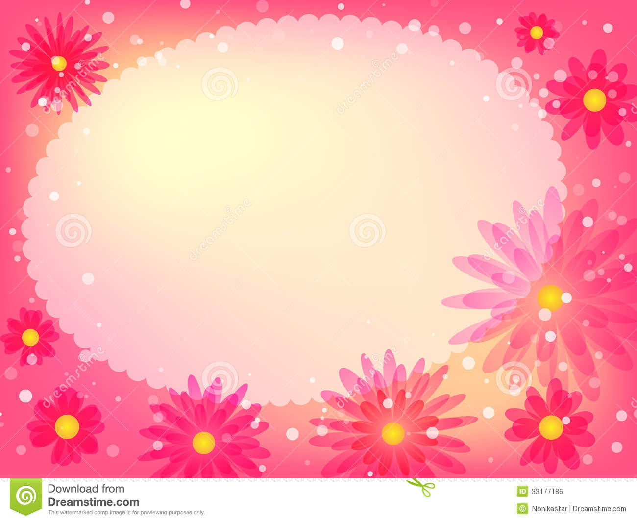 Beautiful flower background stock vector illustration of eps10 beautiful flower background izmirmasajfo