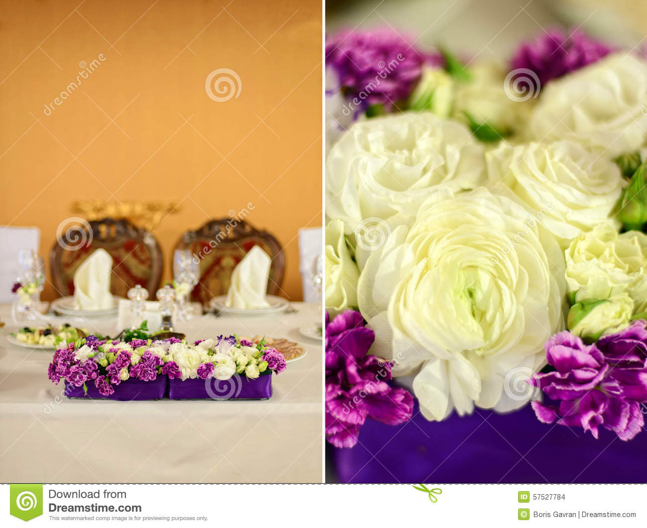 Beautiful flower composition on the wedding table stock photo download beautiful flower composition on the wedding table stock photo image of beautiful party izmirmasajfo