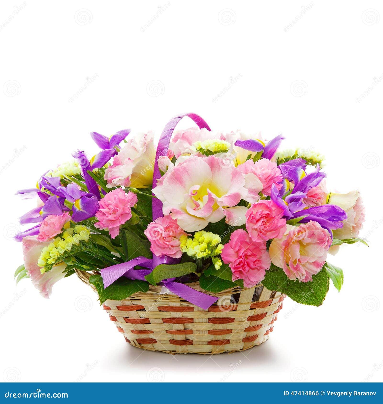 Beautiful flowers basket stock images 21026 photos izmirmasajfo
