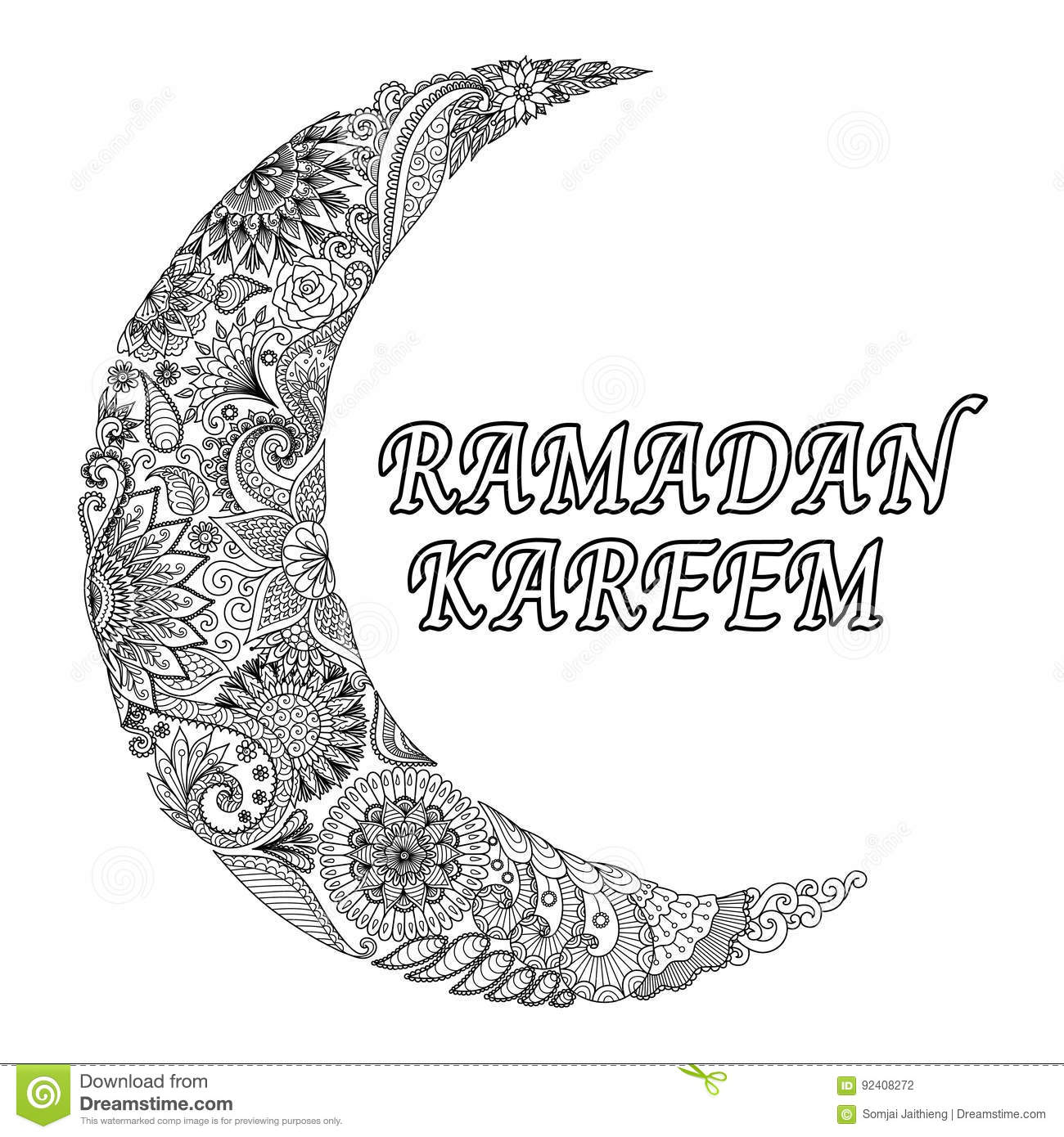 beautiful flowers laying in the shape of crescent moon with the