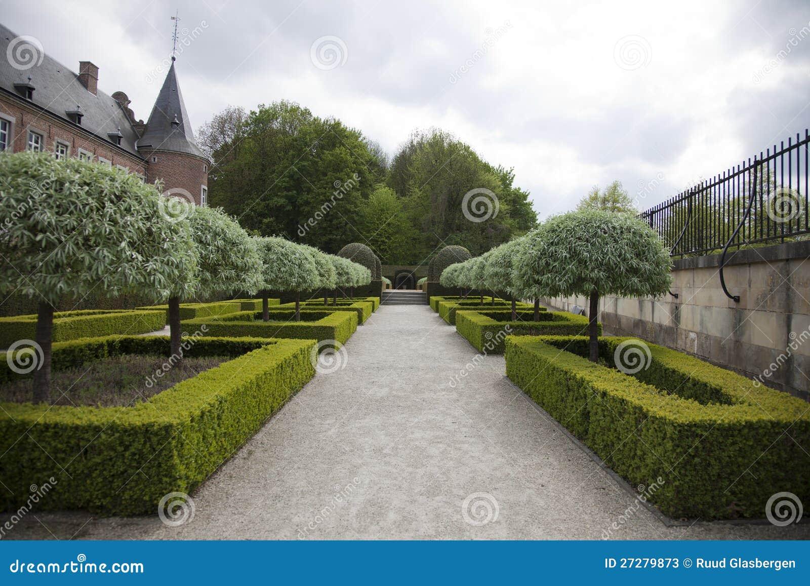 Beautiful French Garden Stock Photos Image 27279873