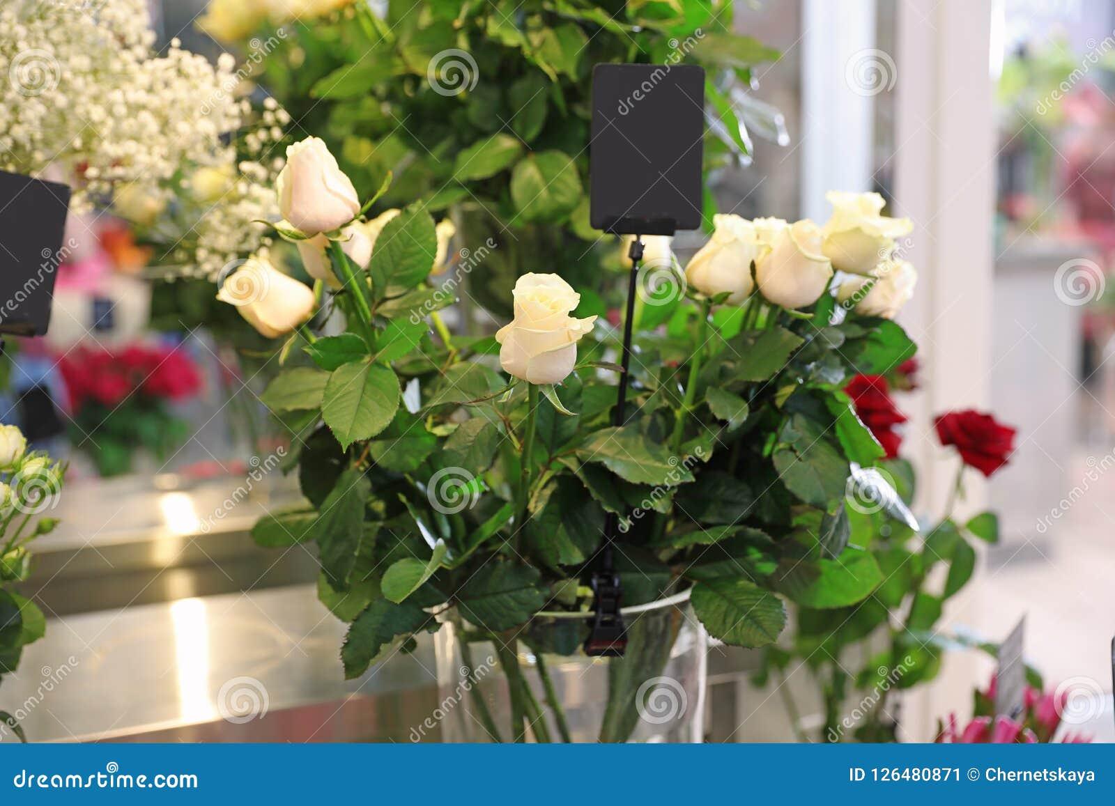 Beautiful fresh flowers in shop stock image image of natural download beautiful fresh flowers in shop stock image image of natural fresh izmirmasajfo