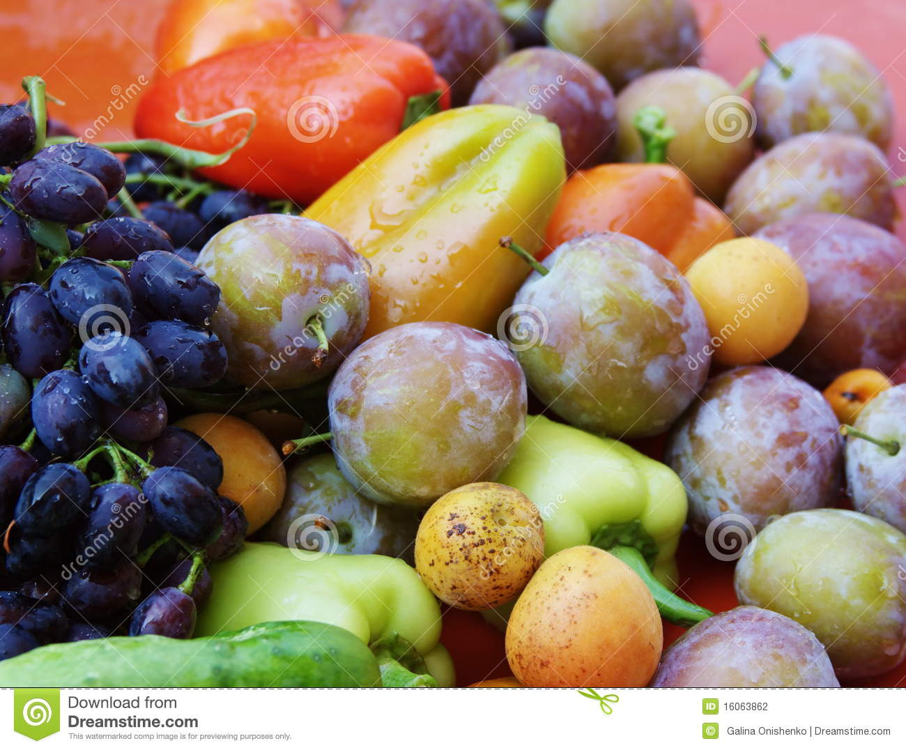 Beautiful fruit pictures - Beautiful Fruit And Vegetables