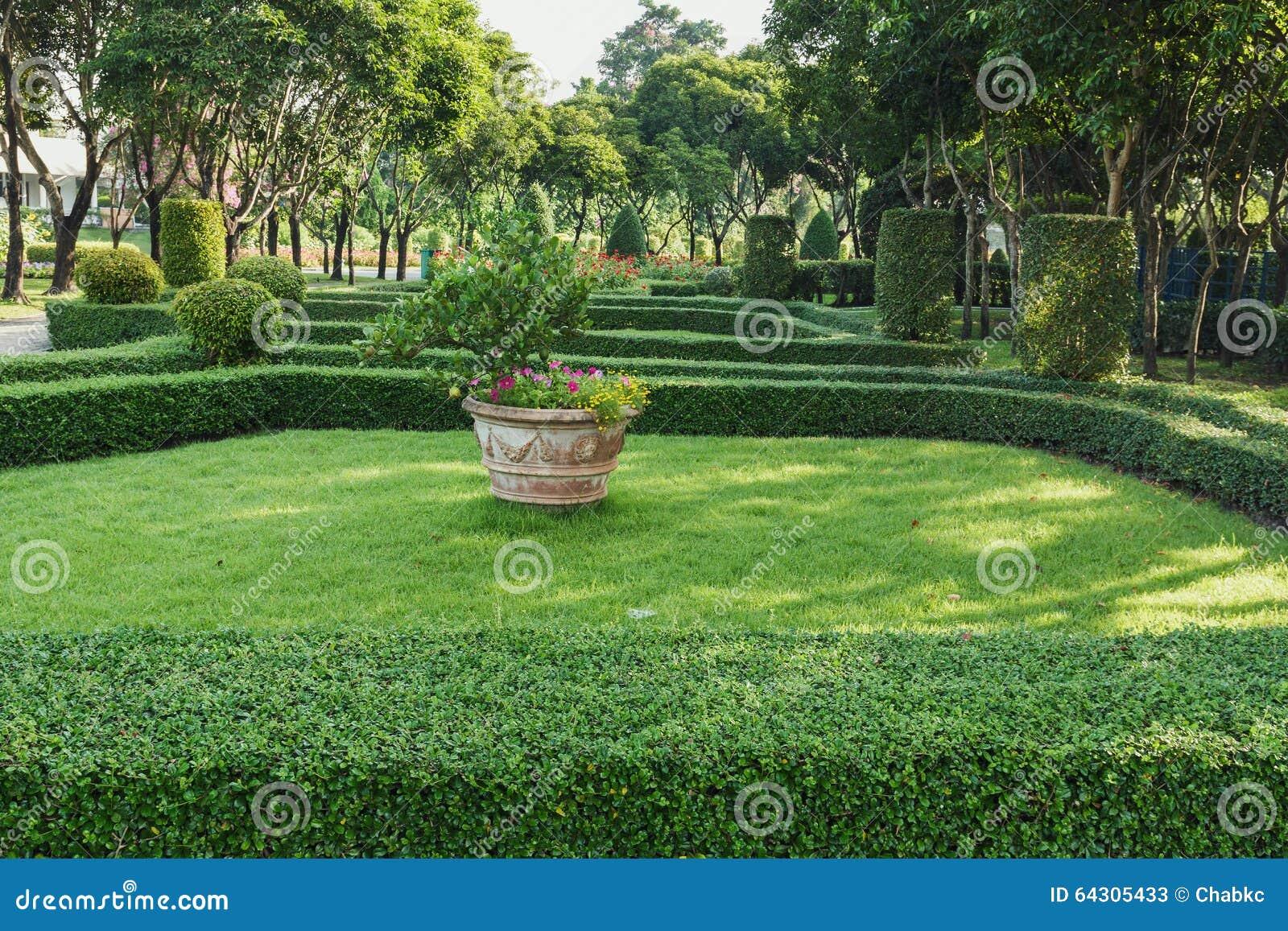 Beautiful garden stock photo image 64305433 for Beautiful garden design