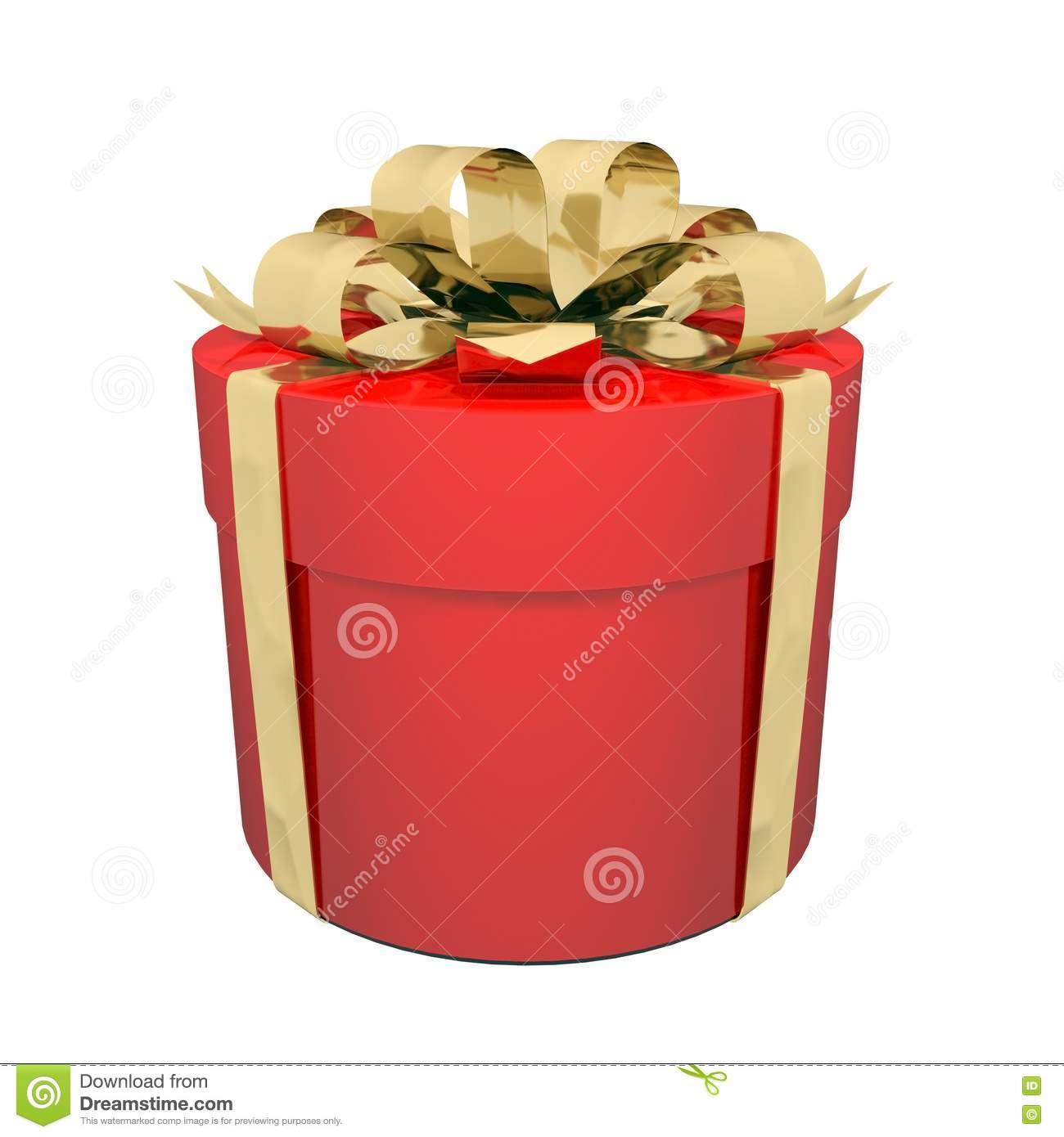 Beautiful gift box royalty free stock photography image - How to make beautiful gift box ...