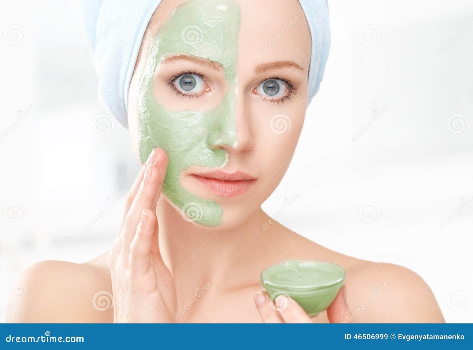 facial mask girls
