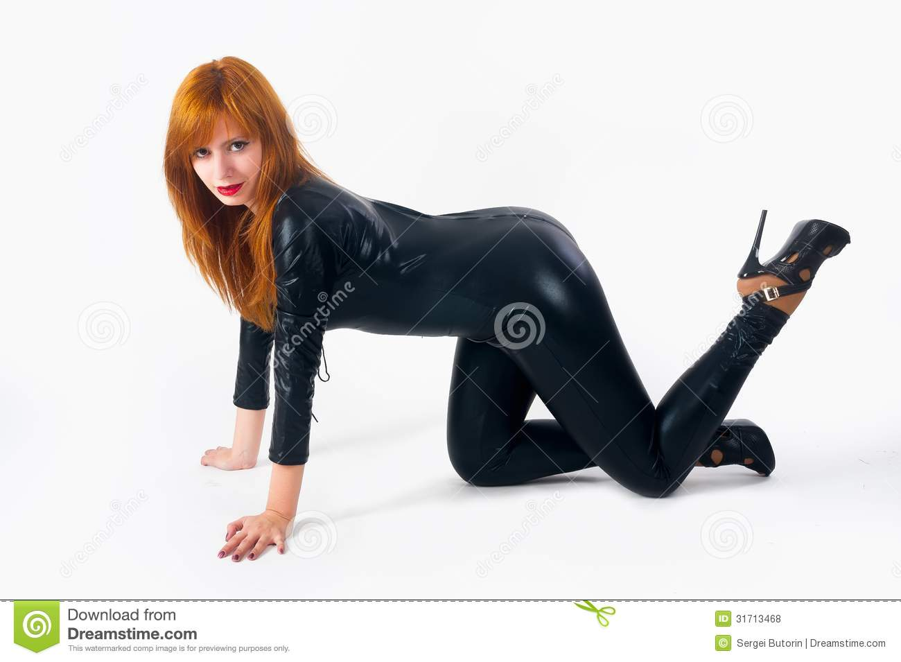 escort girl sweden cat suit