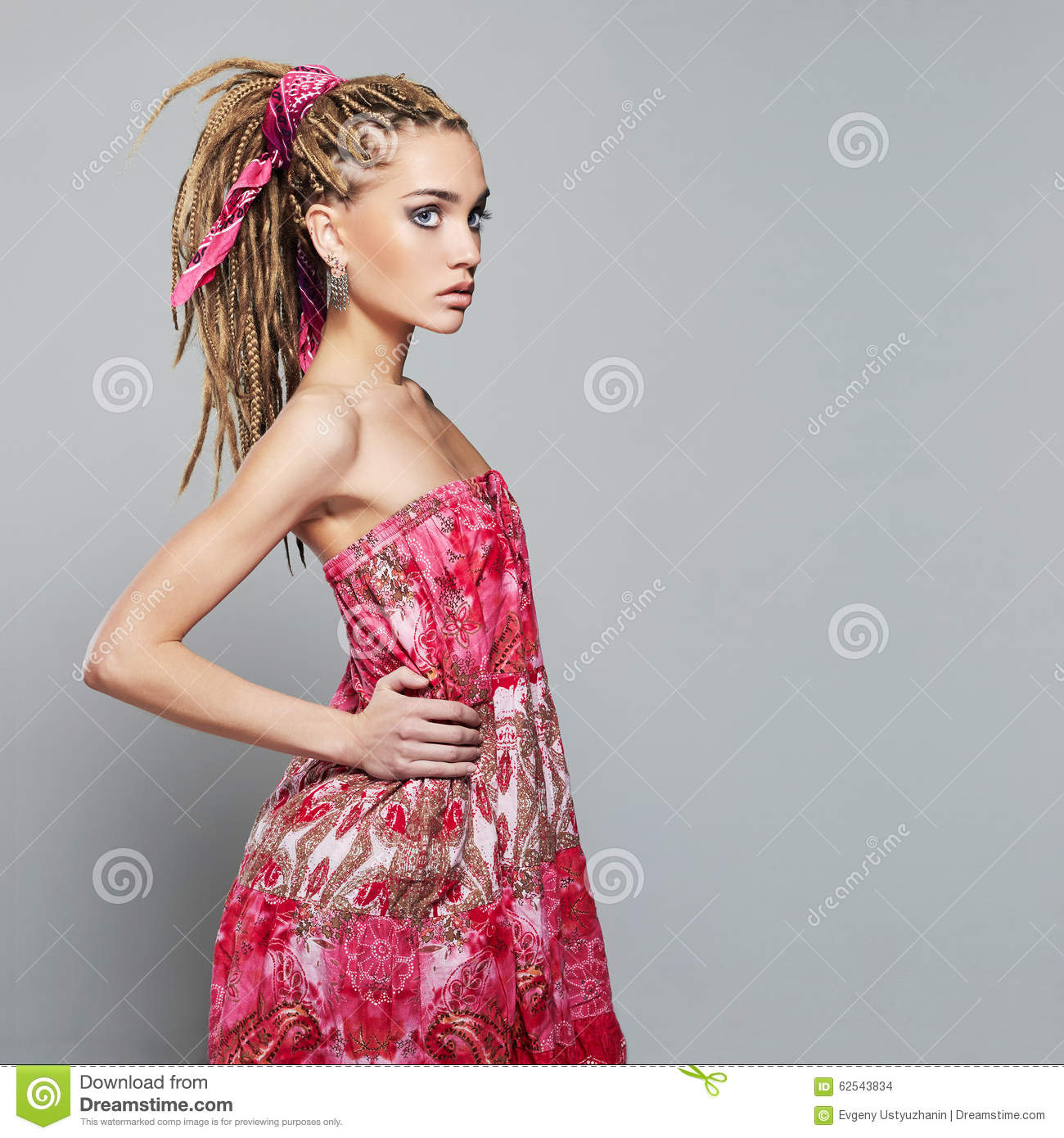Dreadlocks Hairstyle Stock Photos And Images 1815 ...