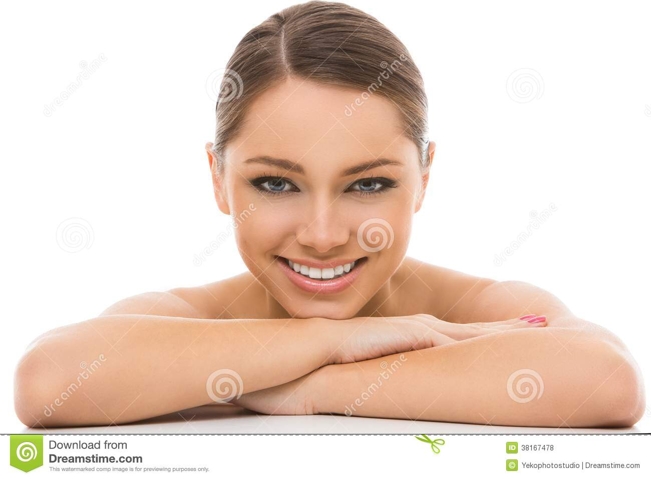 Beautiful girl with perfect face royalty free stock photos image 38167478 - Garls perpact ...