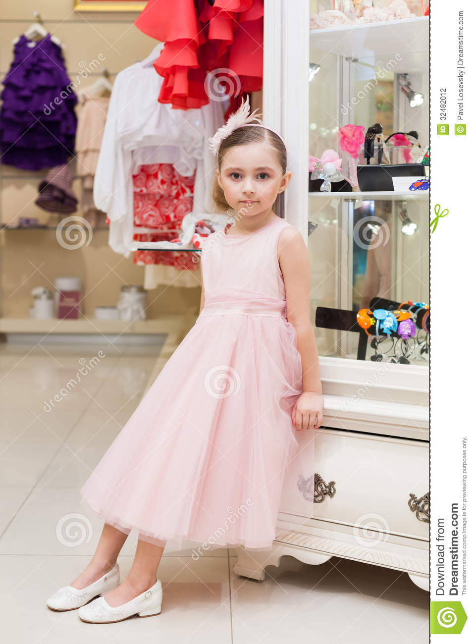 Pink store clothes
