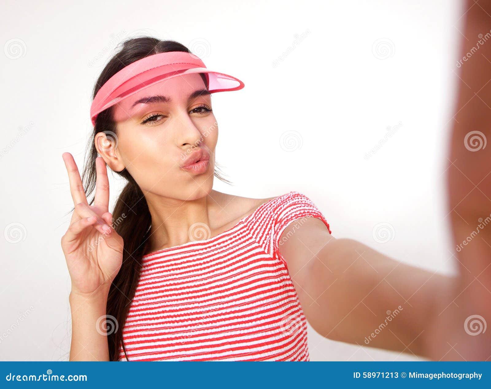 Desi hot girl huge selfie