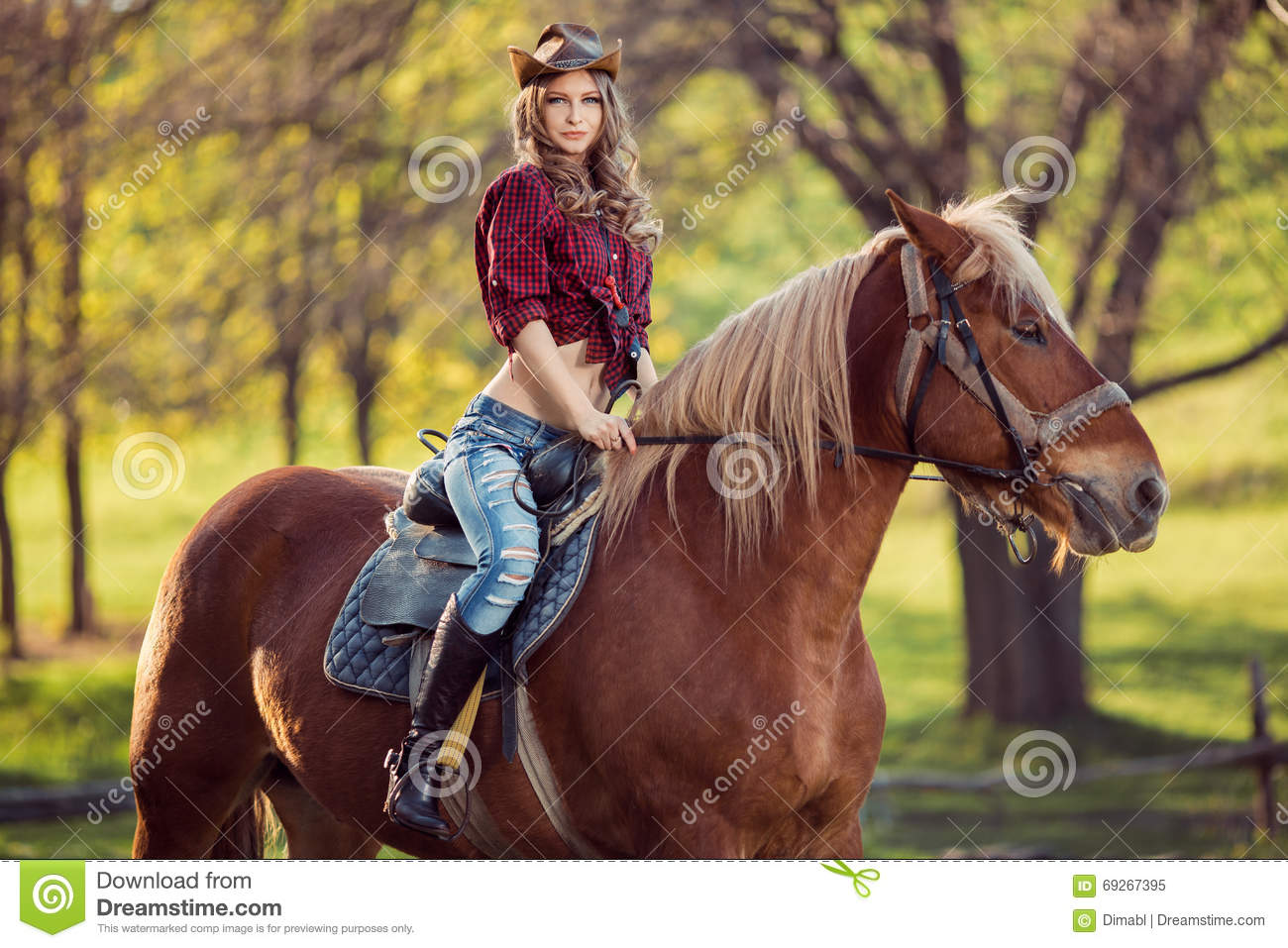 Dating a horse riding girl