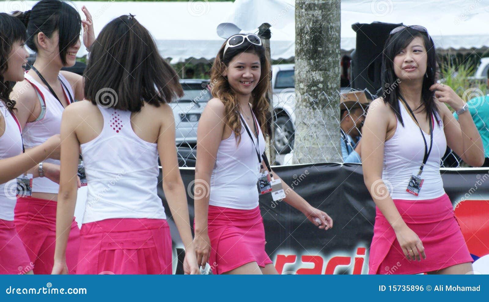 Kuching girl
