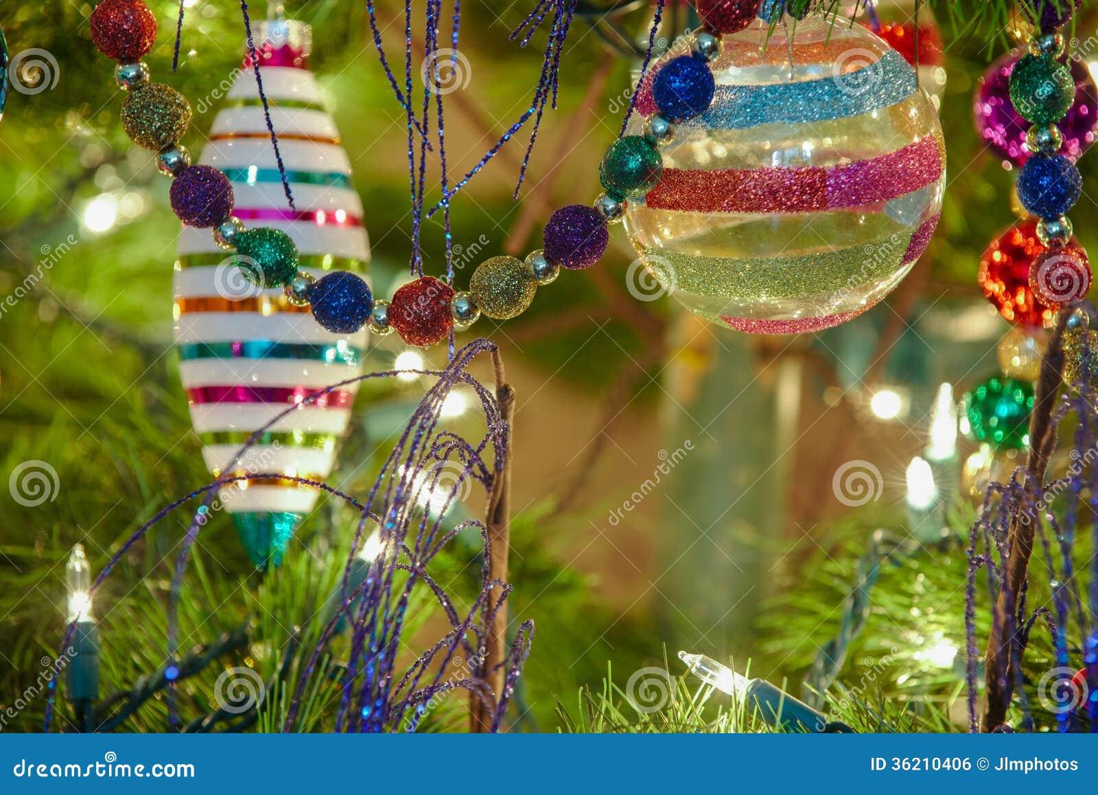 Beautiful glass ornaments - Beautiful Glass Christmas Ornaments