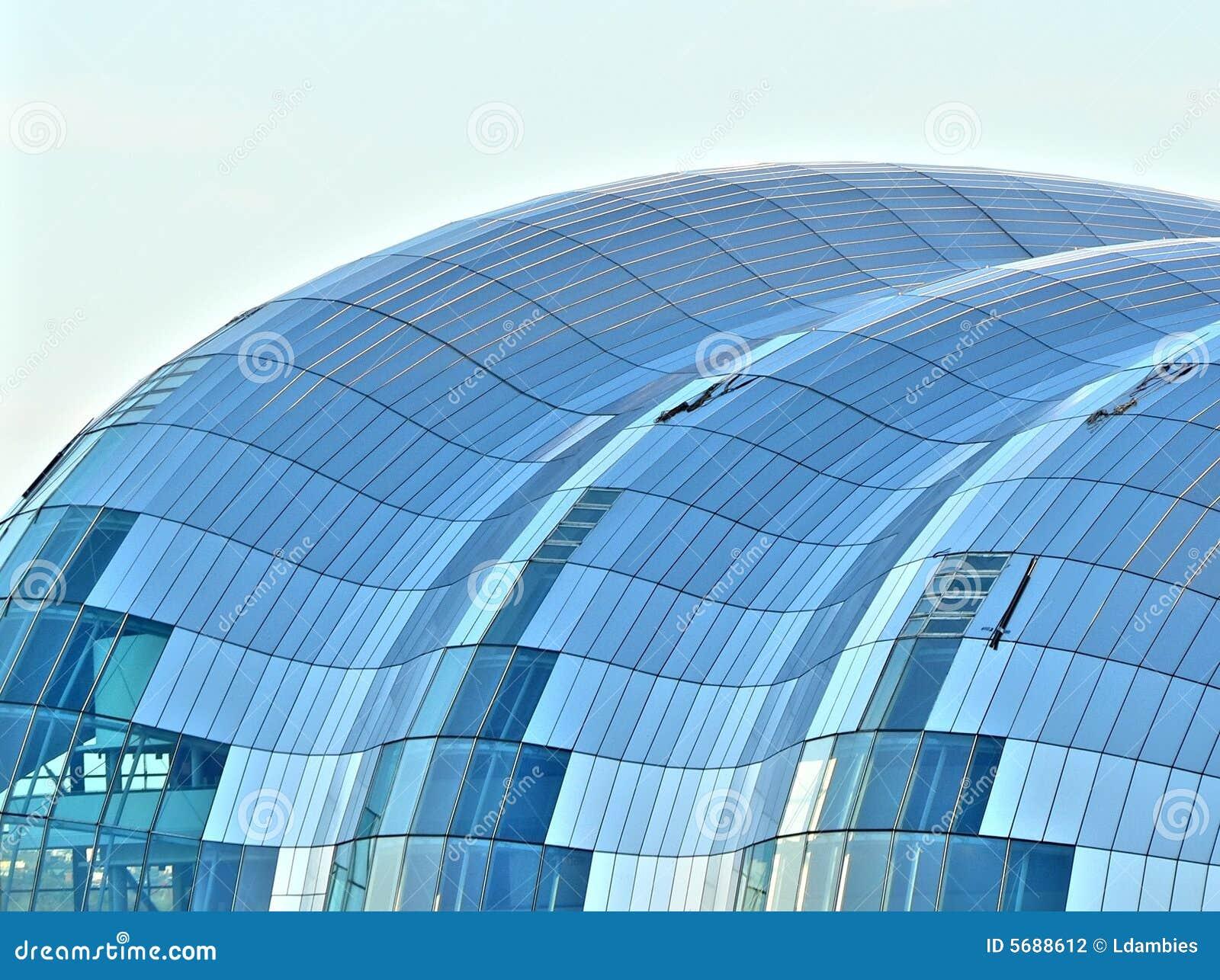 Beautiful Glass Structure Stock Photo Image Of