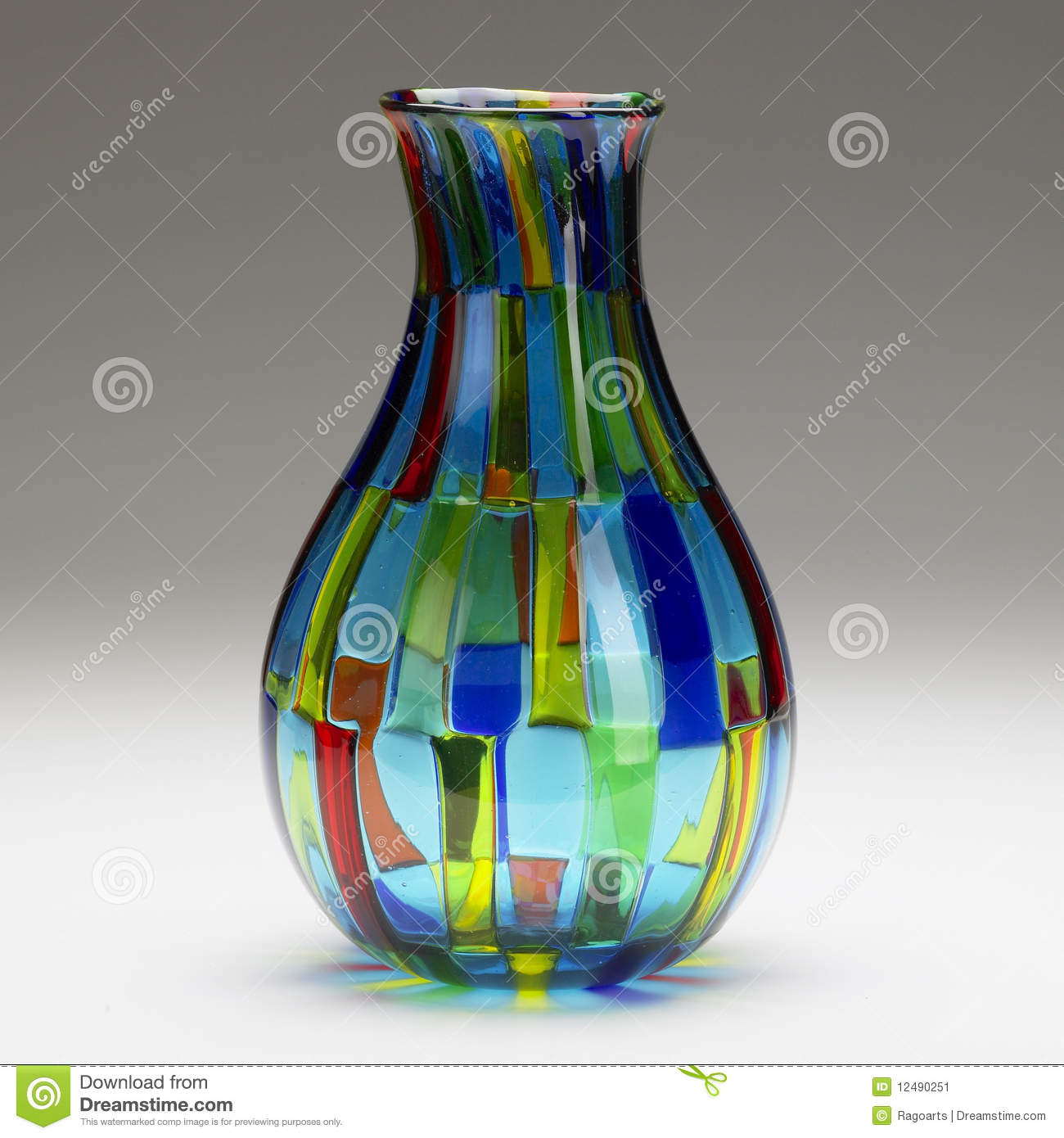 Beautiful Glass Vase Editorial Photo Image Of Luxury
