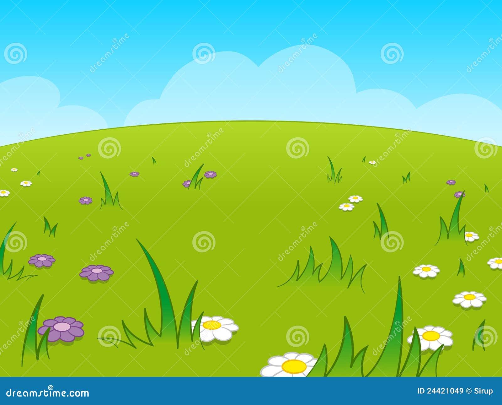 Summer Garden Clipart