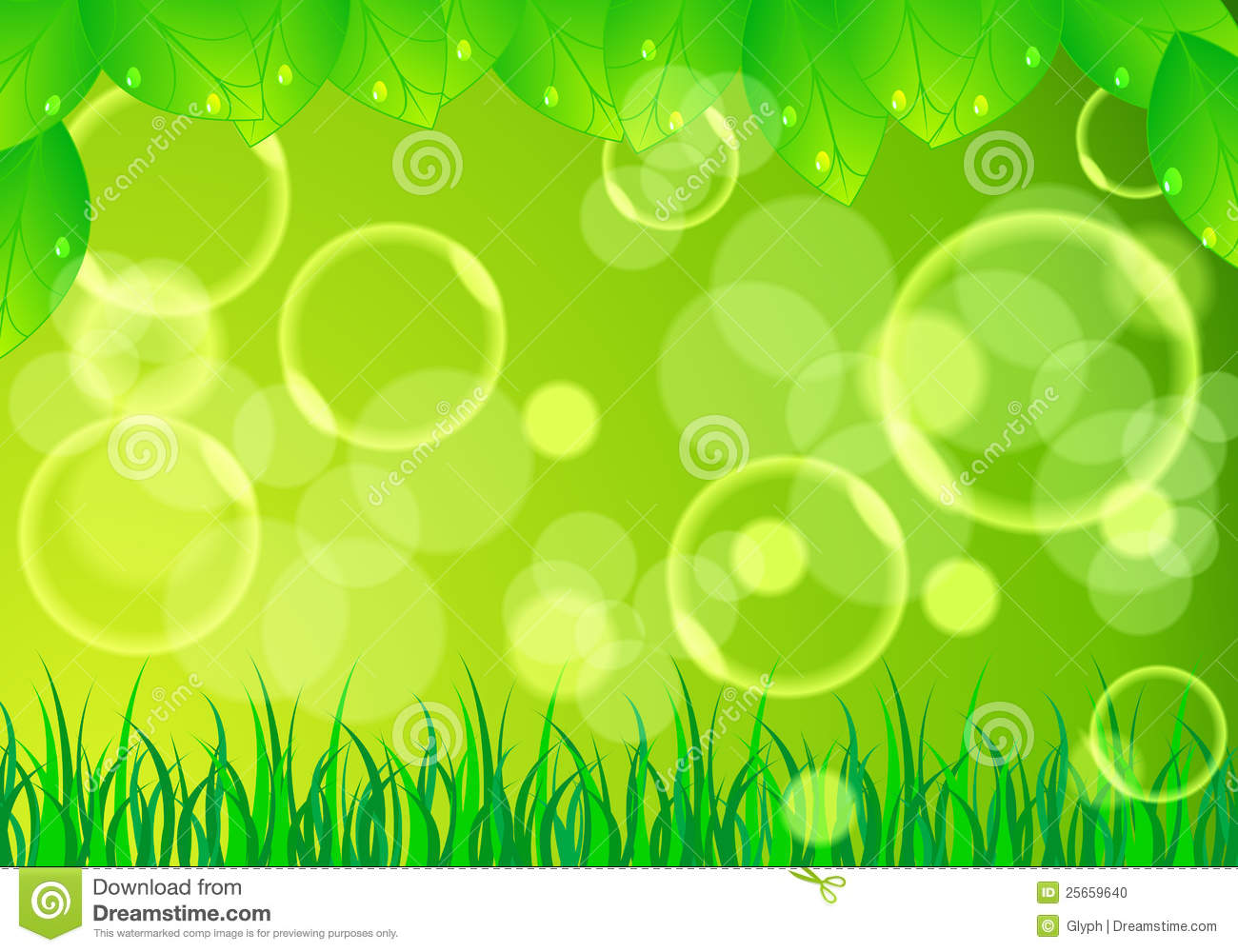 Nature Images 2mb: Beautiful Green Nature Background Stock Photo