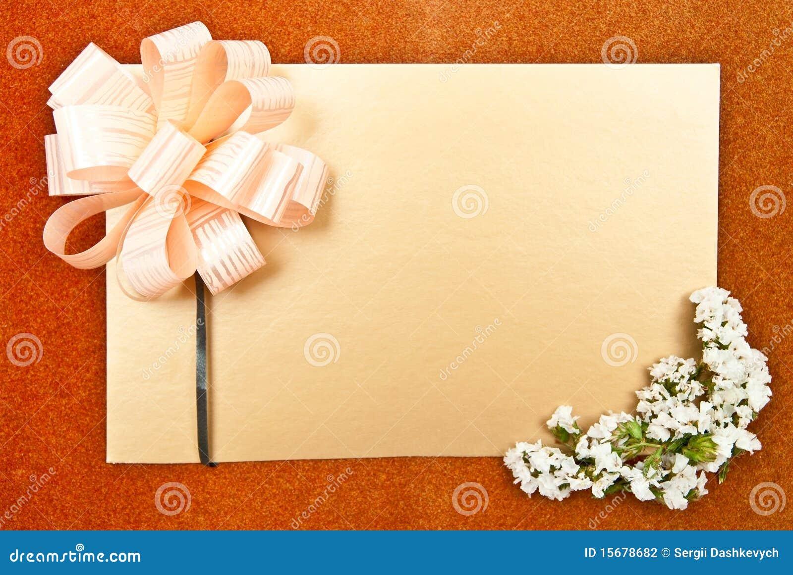 beautiful greeting card stock photography  image 15678682