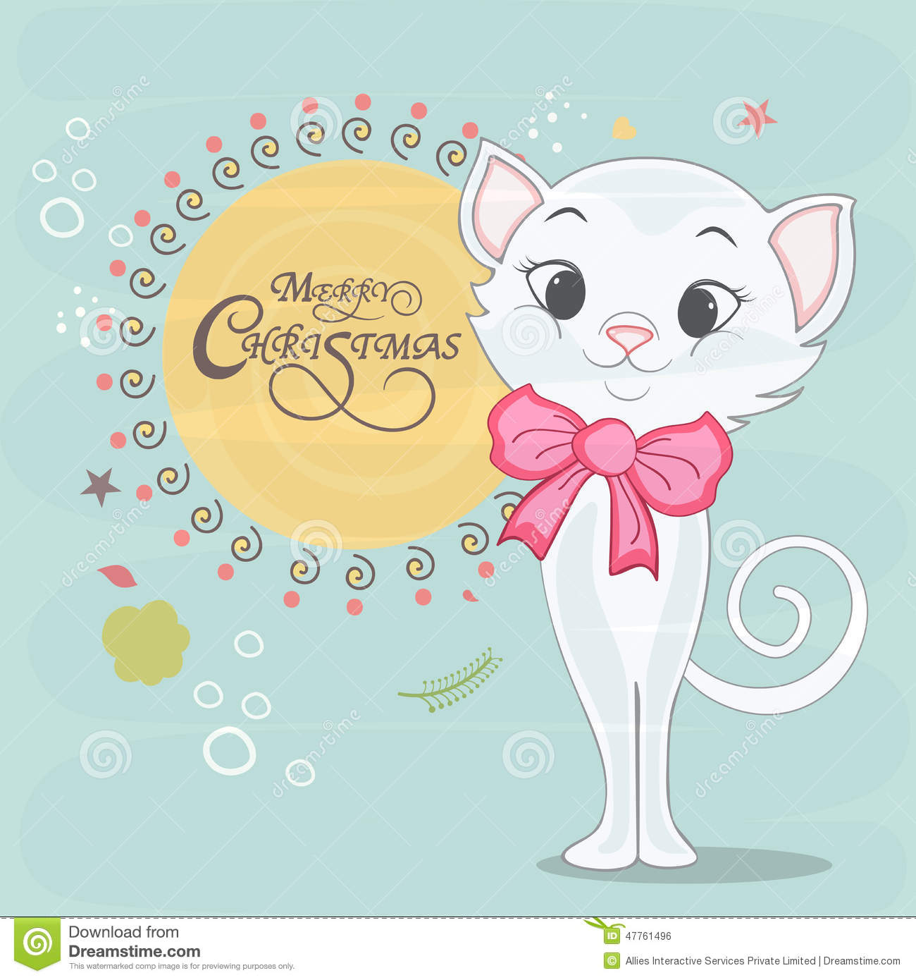 Beautiful greeting card design for merry christmas celebrations beautiful greeting card design for merry christmas celebrations advertising december kristyandbryce Image collections