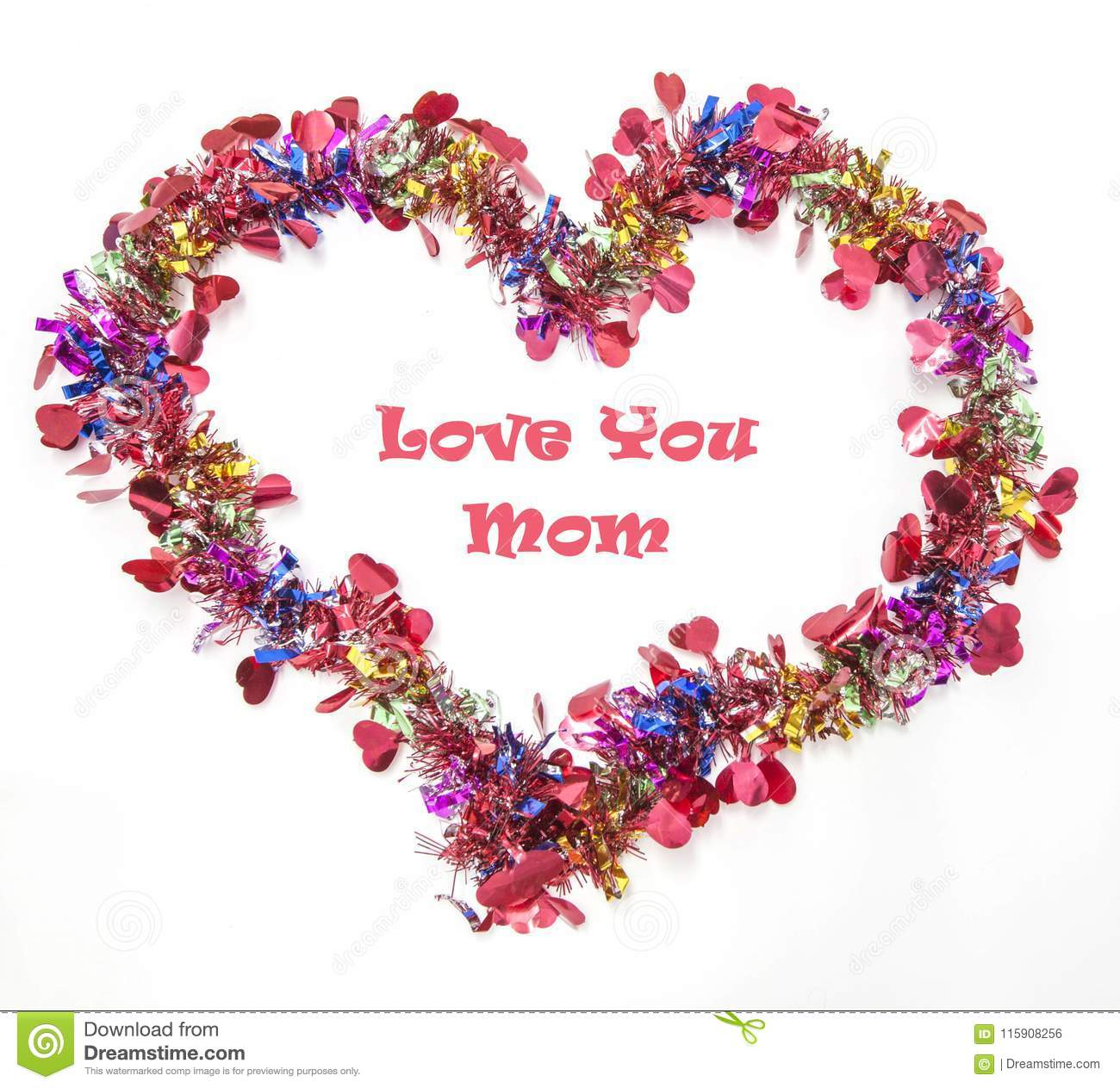 Greeting card to express your love for your mother on mothers day greeting card to express your love for your mother on mothers day m4hsunfo