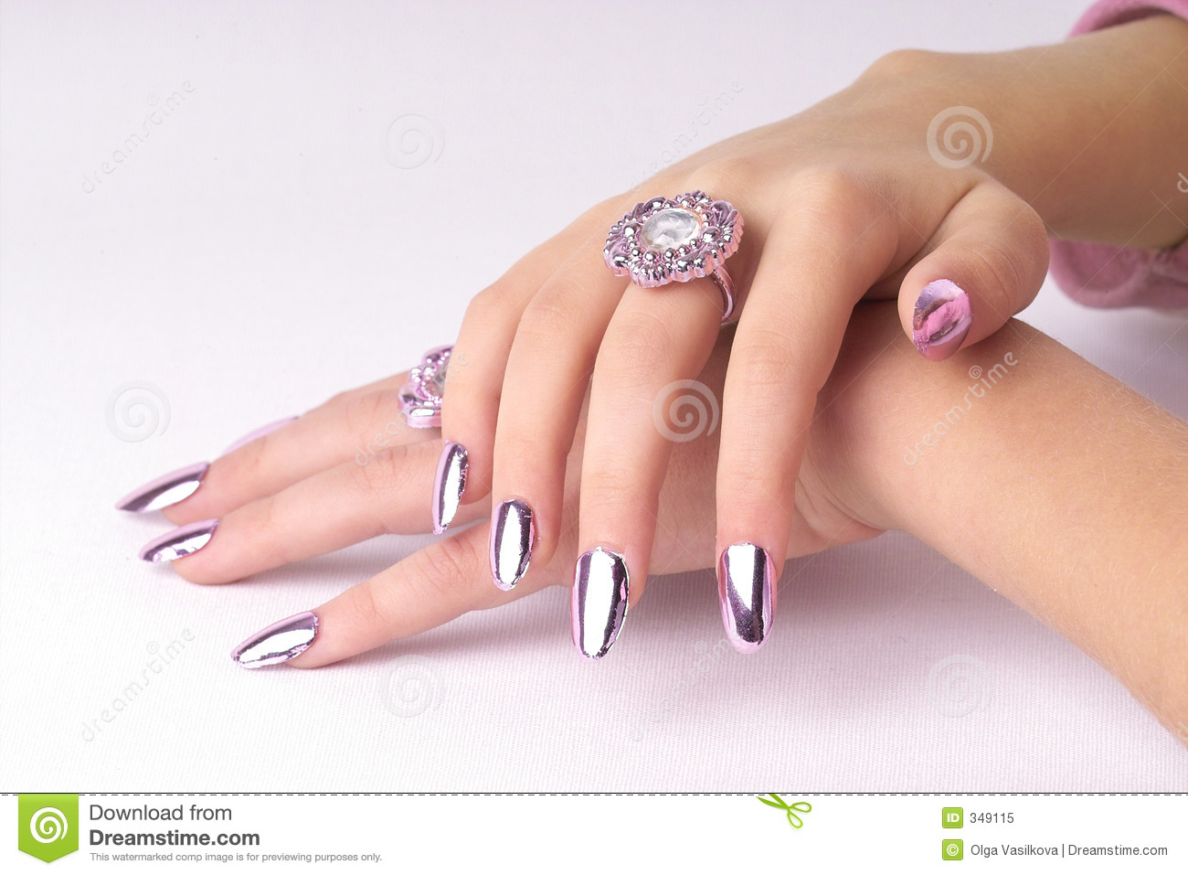 Beautiful Hands Royalty Free Stock Photo - Image: 349115