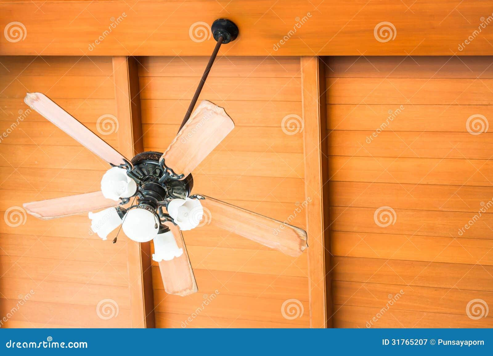 Beautiful Hanging Ceiling Fan