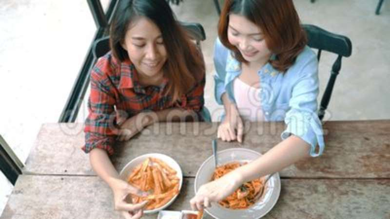 Apologise, but, asian lesbians eating out all personal