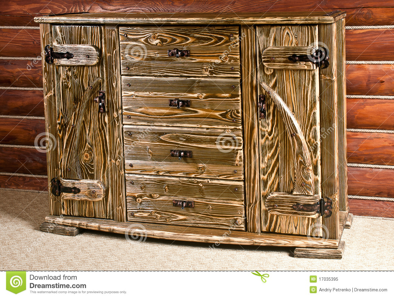 Beautiful Hard Wood Furniture Royalty Free Stock Photo Image 17035395