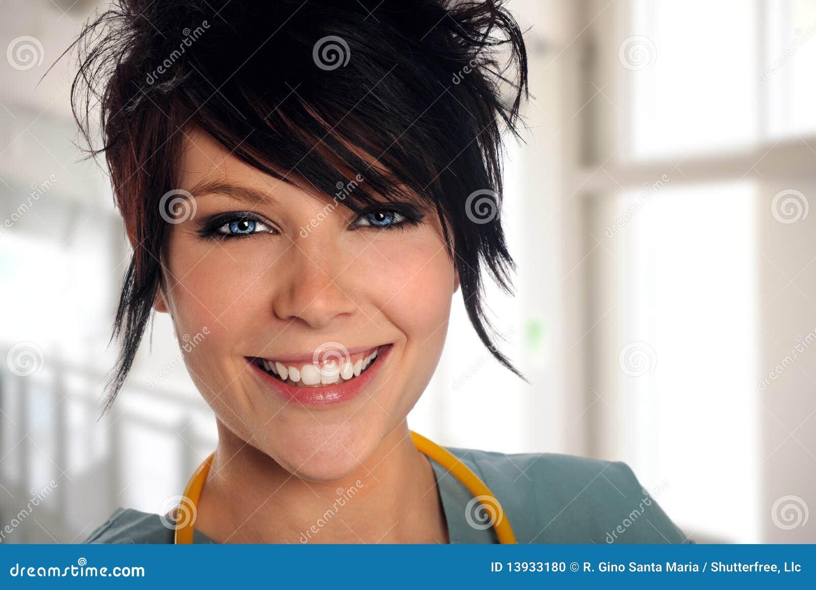 Beautiful Health Care Worker