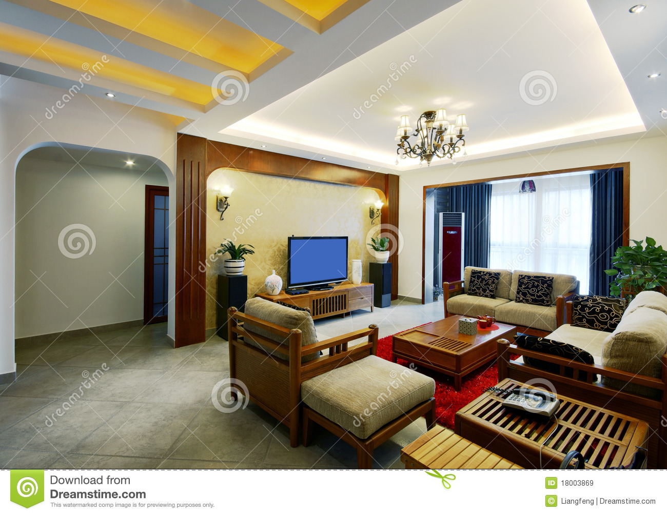 Beautiful Home Decor Royalty Free Stock Images Image 18003869