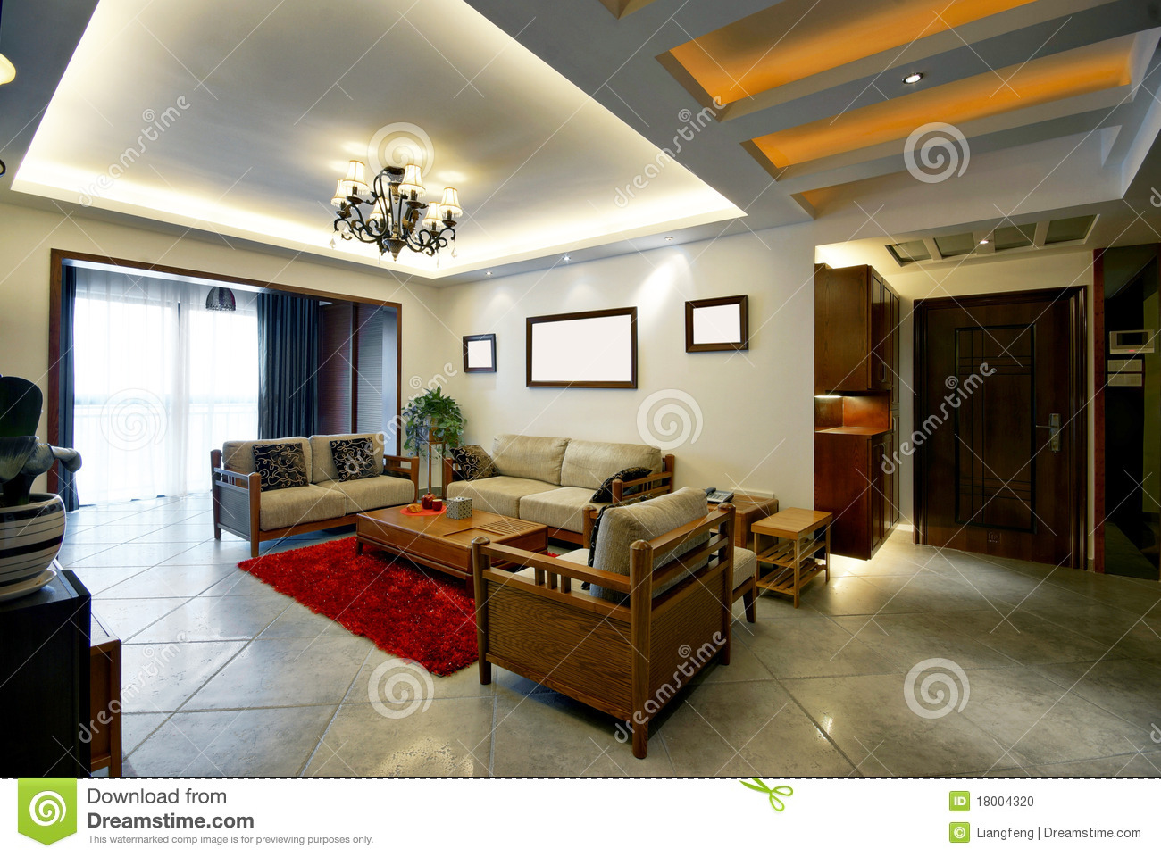 Beautiful Home Decor Prepossessing Beautiful Home Decor Stock Photo  Image 18004320 Inspiration