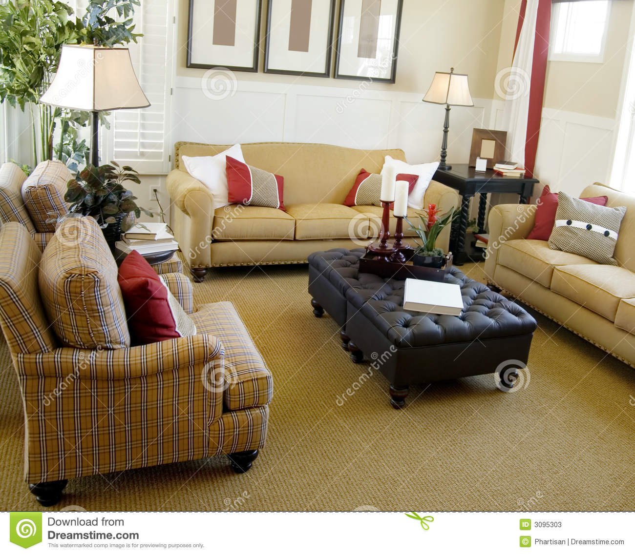 beautiful home interior stock image image of luxury house 3095303 - Beautiful Home Pictures Interior