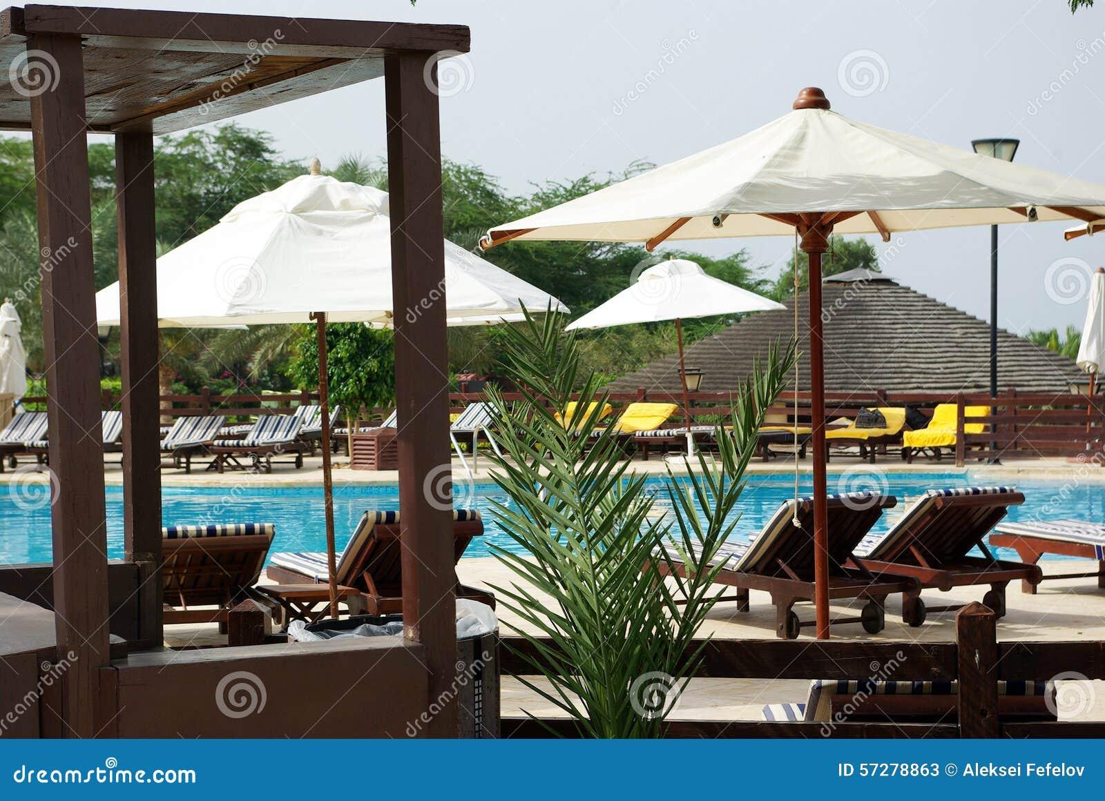 Beautiful Hotel On The Beach Jordan Stock Photo Image 57278863