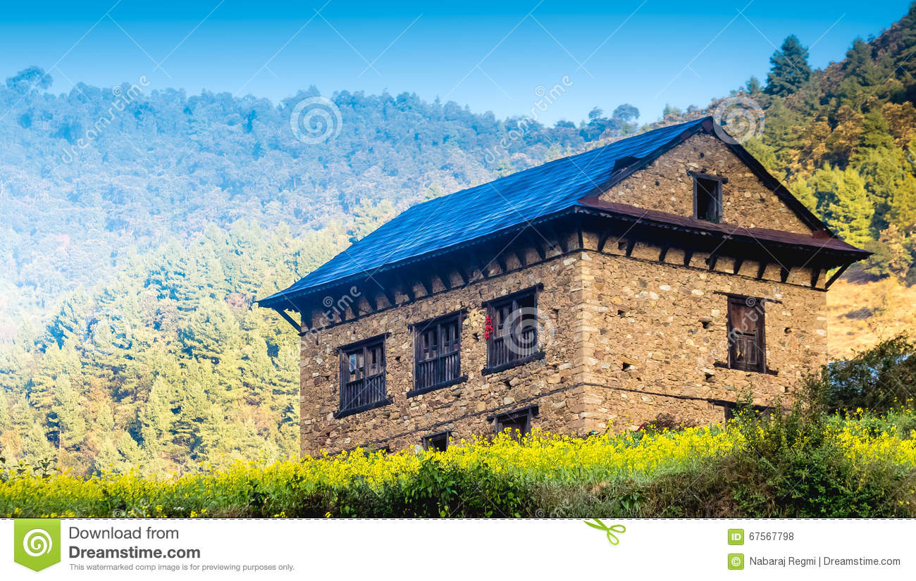 Traditional Nepali House Design American Hwy