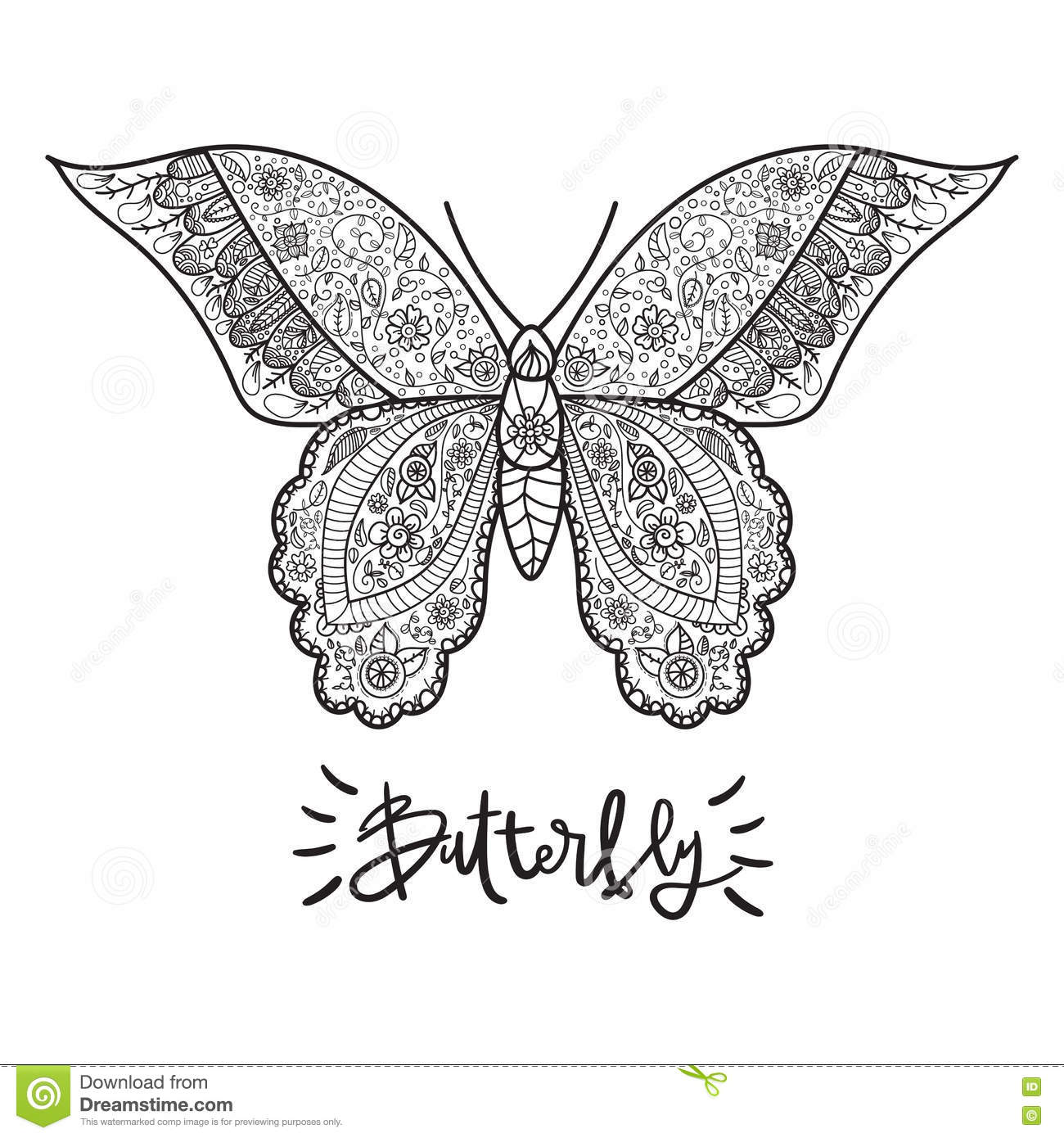 Shutterfly elaborate adult butterfly coloring pages for Elaborate coloring pages