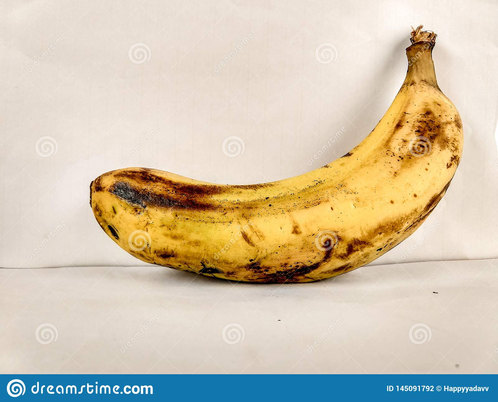 Beautiful  image of the healthy Banana