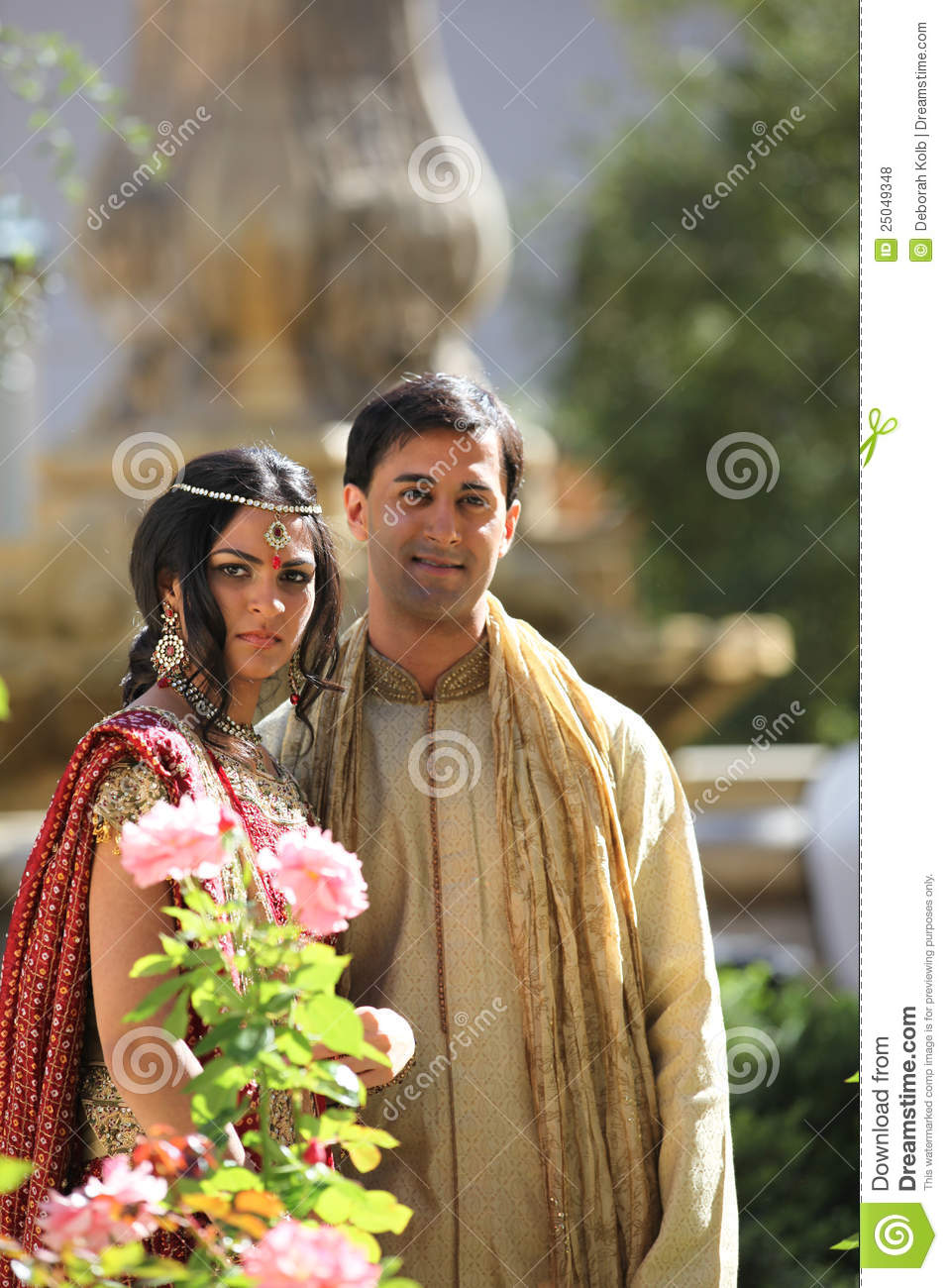 Beautiful Indian Couple Royalty Free Stock Photos Image 25049348