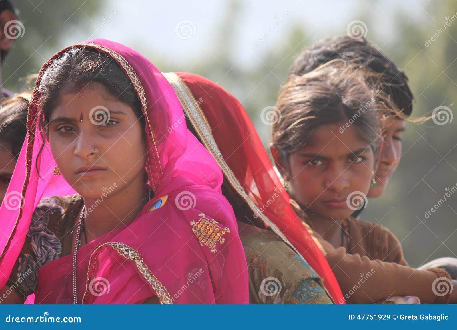 fair indian girls