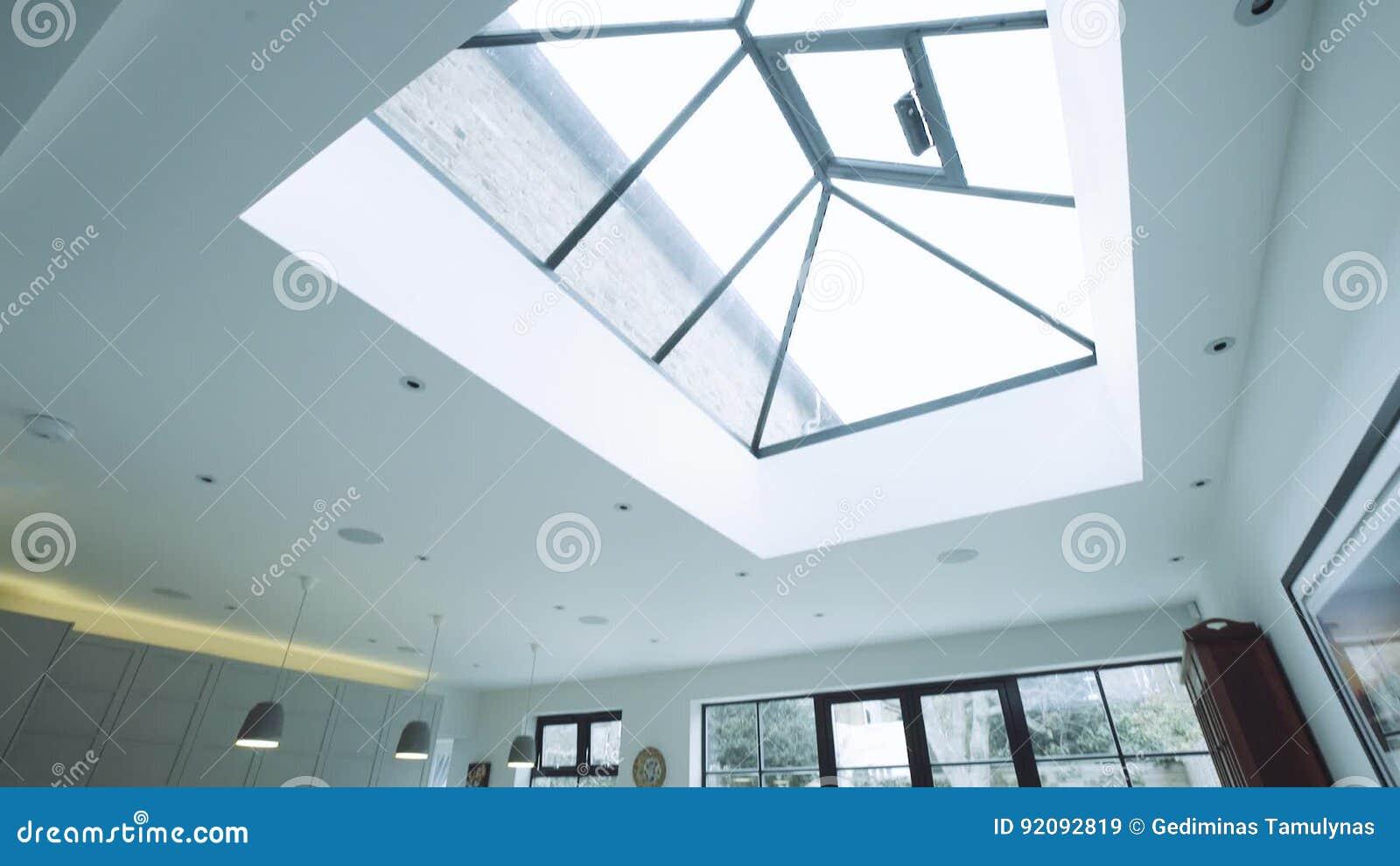 Beautiful Interior Design Kitchen Stock Video Apartment Family 92092819 Ceiling